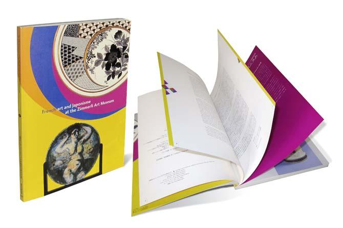 ジマーリ美術館のフランス美術とジャポニスム展図録
