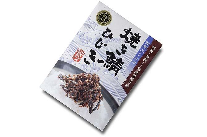 焼き鯖ひじき